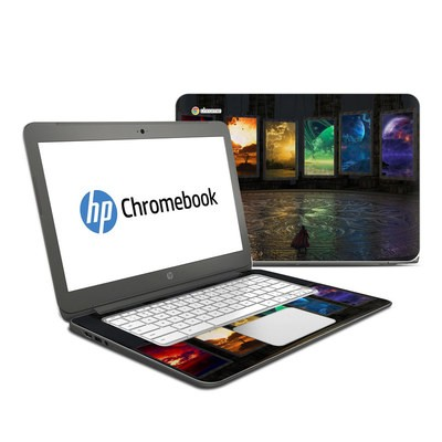 HP Chromebook 14 Skin - Portals