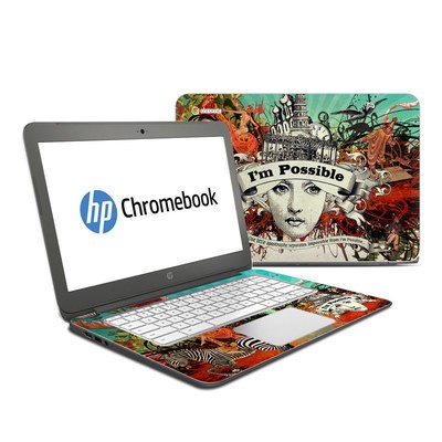 HP Chromebook 14 Skin - Possible