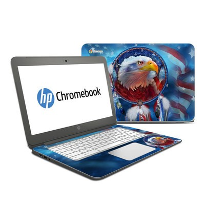 HP Chromebook 14 Skin - Pride