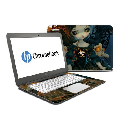 HP Chromebook 14 Skin - Pestilence