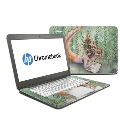 HP Chromebook 14 Skin - Quiet Time