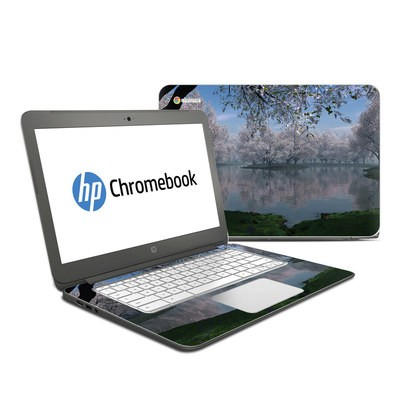 HP Chromebook 14 G4 Skin - Sakura