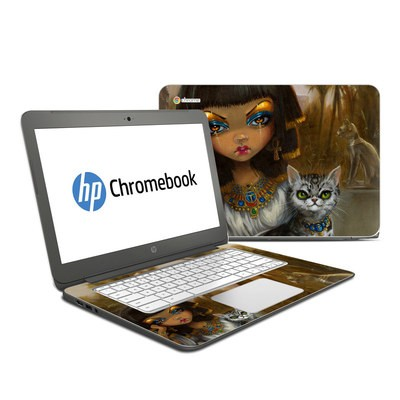 HP Chromebook 14 Skin - Sanura