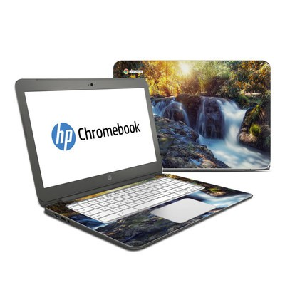 HP Chromebook 14 Skin - Serene