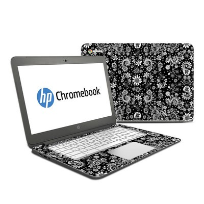 HP Chromebook 14 G4 Skin - Shaded Daisy