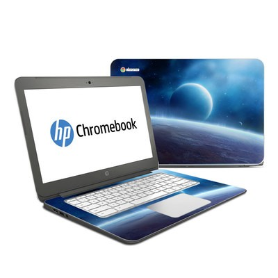 HP Chromebook 14 Skin - Song of Serenity