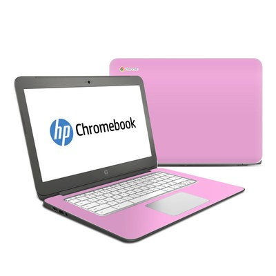HP Chromebook 14 G4 Skin - Solid State Pink