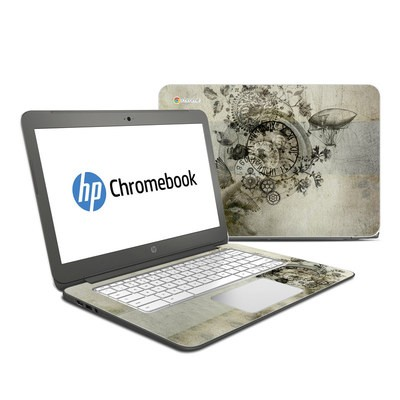 HP Chromebook 14 Skin - Steamtime