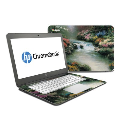 HP Chromebook 14 Skin - Beside Still Waters