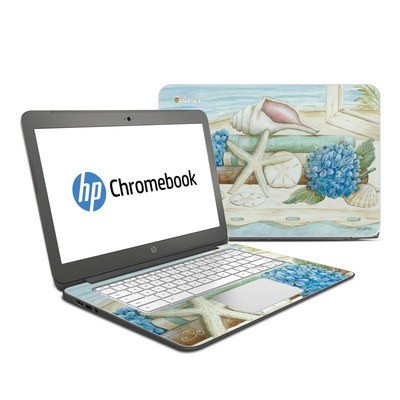 HP Chromebook 14 Skin - Stories of the Sea