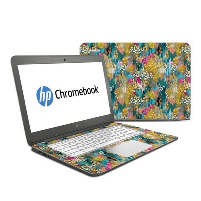 HP Chromebook 14 G4 Skin - Sweet Talia