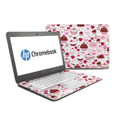 HP Chromebook 14 Skin - Sweet Shoppe