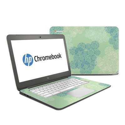 HP Chromebook 14 Skin - Sweet Siesta