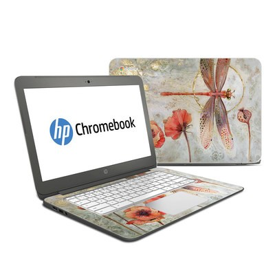 HP Chromebook 14 Skin - Trance
