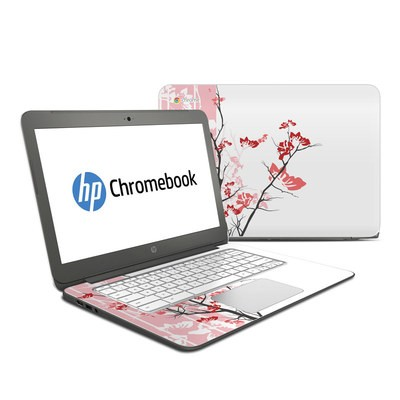 HP Chromebook 14 G4 Skin - Pink Tranquility