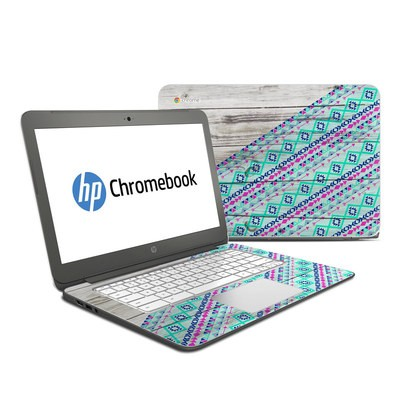 HP Chromebook 14 G4 Skin - Traveler