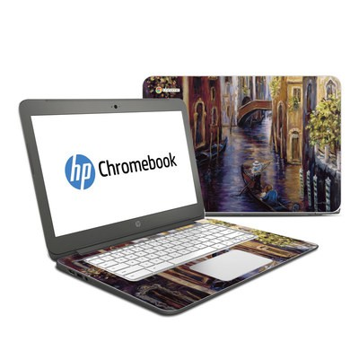 HP Chromebook 14 Skin - Venezia
