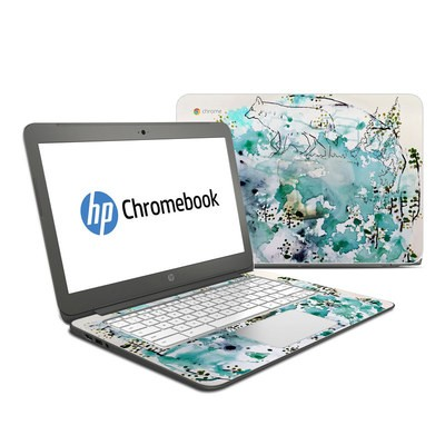 HP Chromebook 14 Skin - Walker