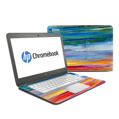 HP Chromebook 14 Skin - Waterfall
