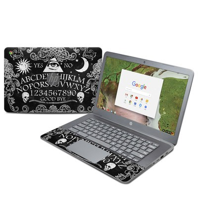 HP Chromebook 14 G5 Skin - Ouija