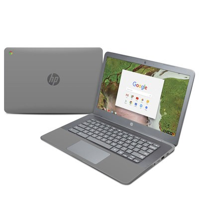 HP Chromebook 14 G5 Skin - Solid State Grey