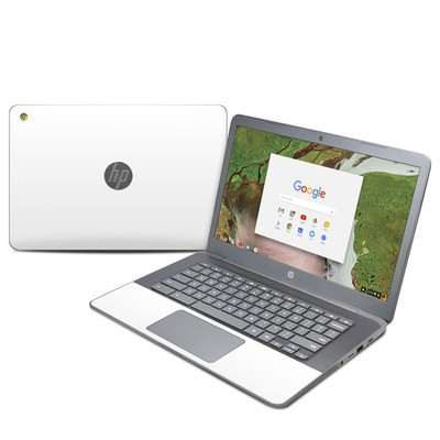 HP Chromebook 14 G5 Skin - Solid State White