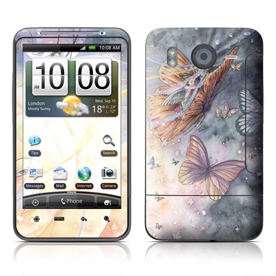 HTC Desire HD Skin - You Will Always Be