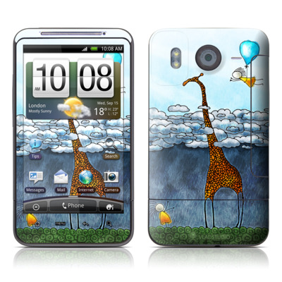 HTC Desire HD Skin - Above The Clouds