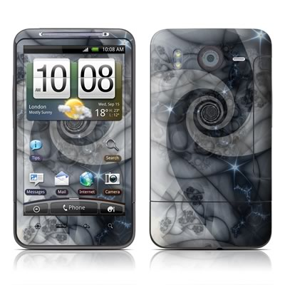 HTC Desire HD Skin - Birth of an Idea
