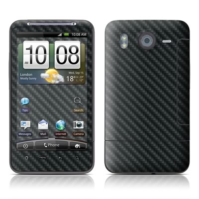 HTC Desire HD Skin - Carbon