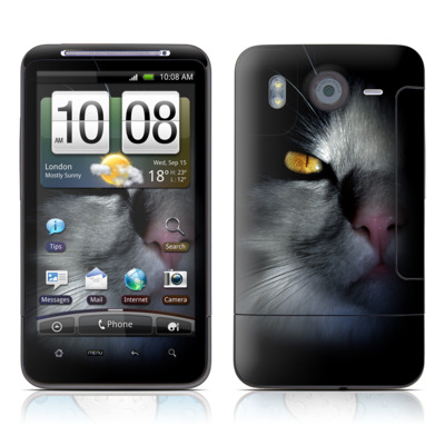 HTC Desire HD Skin - Darkness
