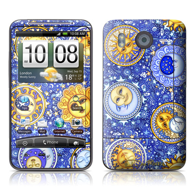 HTC Desire HD Skin - Heavenly