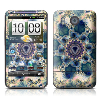 HTC Desire HD Skin - Sea Horse