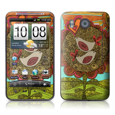 HTC Desire HD Skin - Sunshine