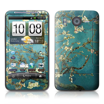 HTC Desire HD Skin - Blossoming Almond Tree