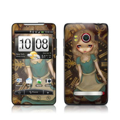 HTC Evo Skin - Alice Clockwork