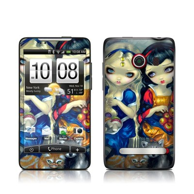 HTC Evo Skin - Alice & Snow White