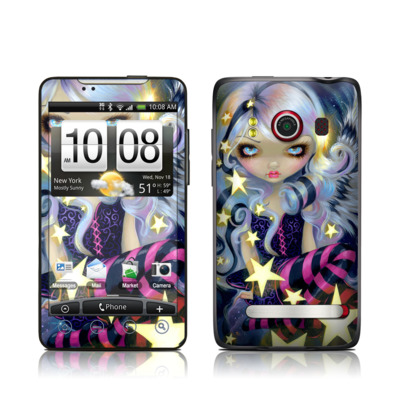 HTC Evo Skin - Angel Starlight