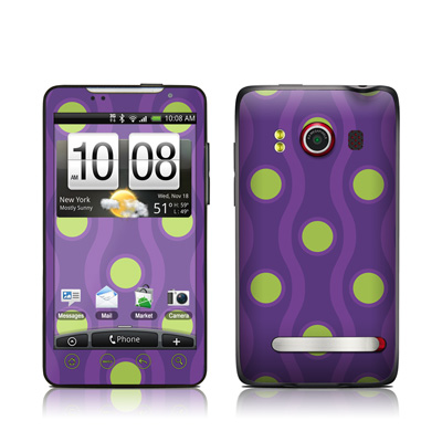 HTC Evo Skin - Atomic