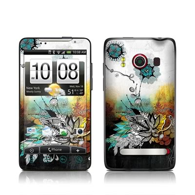 HTC Evo Skin - Frozen Dreams