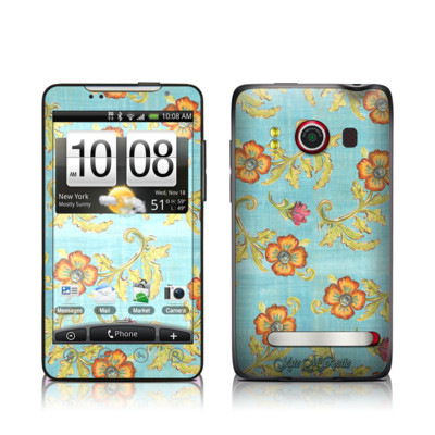 HTC Evo Skin - Garden Jewel