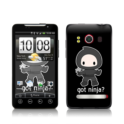 HTC Evo Skin - Got Ninja