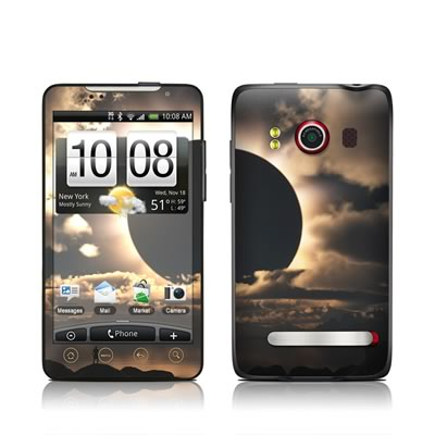 HTC Evo Skin - Moon Shadow