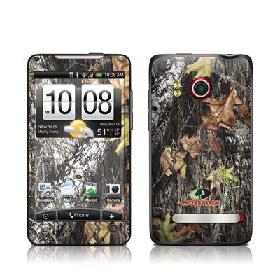 HTC Evo Skin - Break-Up