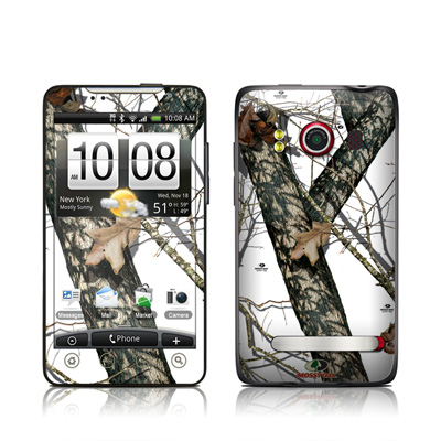 HTC Evo Skin - Winter