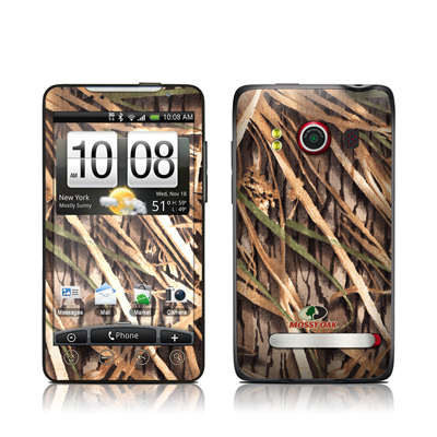 HTC Evo Skin - Shadow Grass