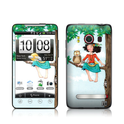 HTC Evo Skin - Never Alone