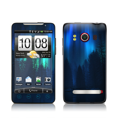 HTC Evo Skin - Song of the Sky
