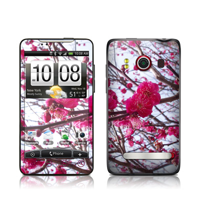 HTC Evo Skin - Spring In Japan