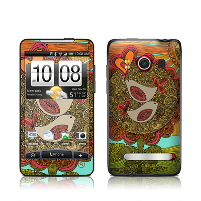 HTC Evo Skin - Sunshine